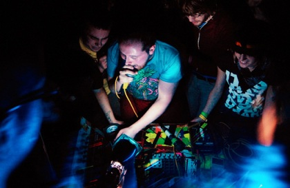 Dan Deacon's Table of Love